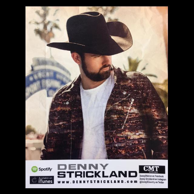 Denny Strickland 8x10